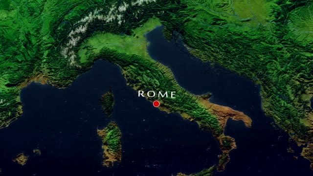 Rome 4K Zoom In