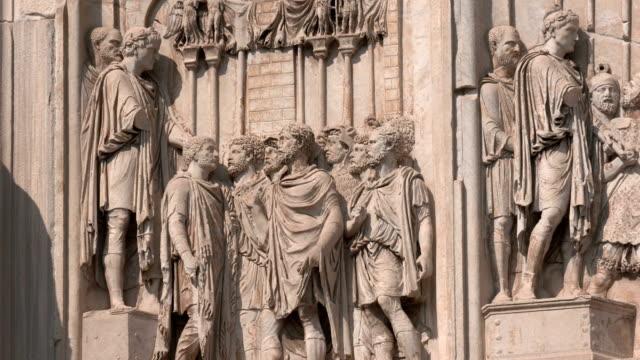 Rome Costantino Arch