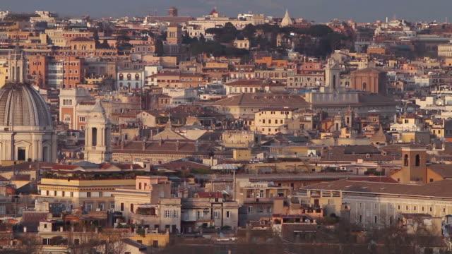 Rome depuis Gianicolo Hill