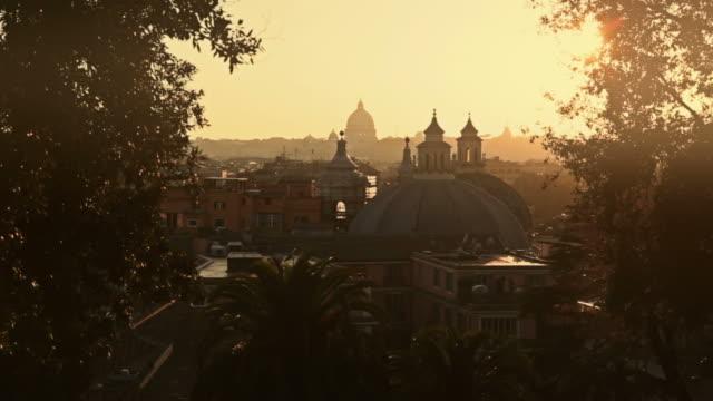 Rom von der Pincio Hill