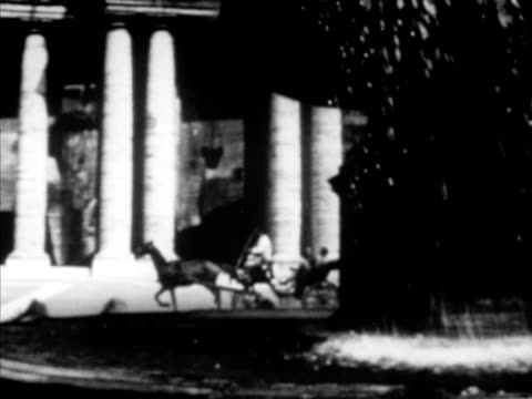 rome' poster on wall. saint peter's square, horse & carriage by bernini fountain . westbrook van voorhis w/ couple, three nuns wearing large... - nun stock videos & royalty-free footage