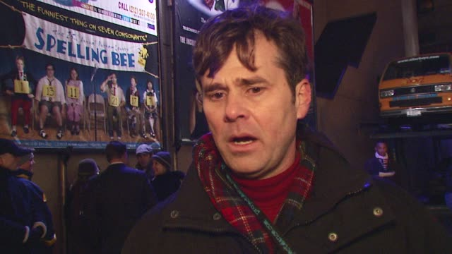 ron cutlip/ event organizer he discusses times square as the perfect location for this and the fact that they hope to have this event for years to... - stephen baldwin stock-videos und b-roll-filmmaterial