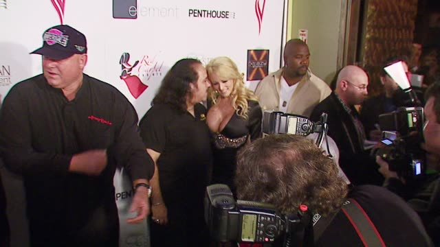 ron jeremy and stormy daniels at the birthday for ron jeremy at element in los angeles california on march 11 2007 - stormy daniels video bildbanksvideor och videomaterial från bakom kulisserna