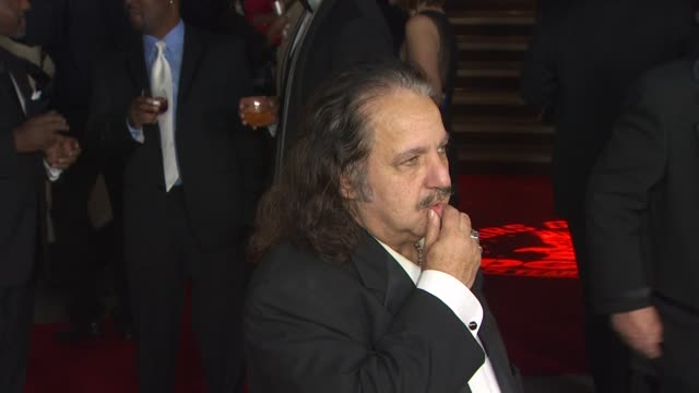 ron jeremy at the 63rd annual directors guild of america awards at hollywood ca. - アメリカ監督組合点の映像素材/bロール