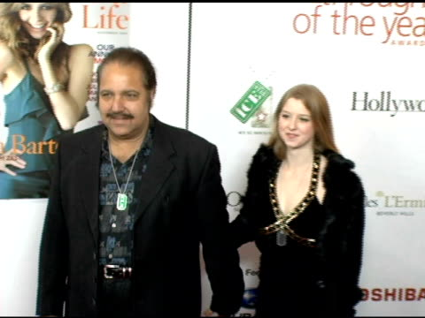 vidéos et rushes de ron jeremy at the hollywood life magazine's breakthrough of the year awards at the henry fonda theatre in hollywood, california on december 4, 2005. - henry fonda theatre