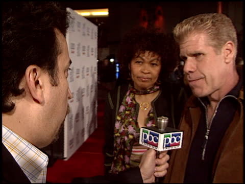 vídeos de stock, filmes e b-roll de ron perlman at the 'a very long engagement' premiere at grauman's chinese theatre in hollywood california on november 10 2004 - um longo domingo de noivado