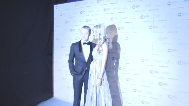 ronan keating and storm keating at emerald's ivy ball at emerald's ivy ball at victoria embankment gardens on december 05 2015 in london england - embankment stock videos and b-roll footage