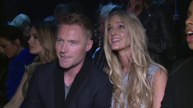 ronan keating storm keating on september 18 2017 in london england - ronan keating stock videos & royalty-free footage