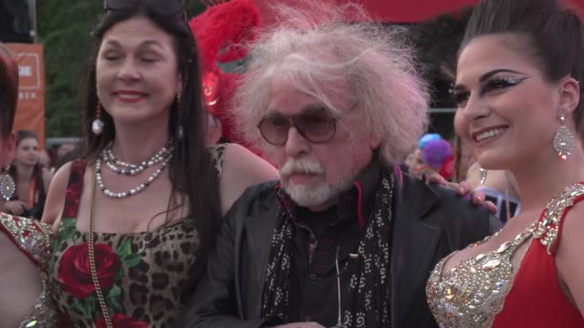 roncalli circus family arrives for the life ball 2019 at city hall on june 8 2019 in vienna austria - vienna city hall stock videos & royalty-free footage