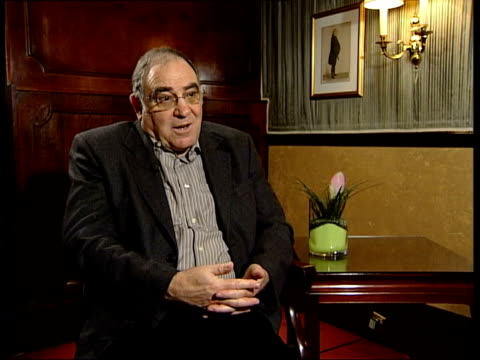 ronnie kasrils towards as greeted by turton ronnie kasrils interviewed sot could be talking about assassination about deaths of defenceless citizens... - assassination stock videos and b-roll footage