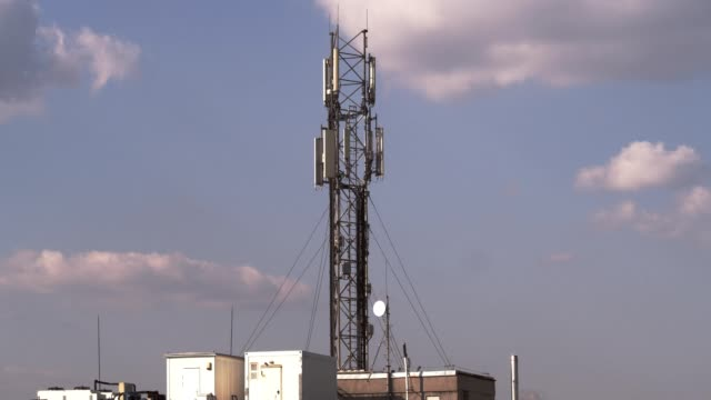 roof antenna - mast stock videos & royalty-free footage