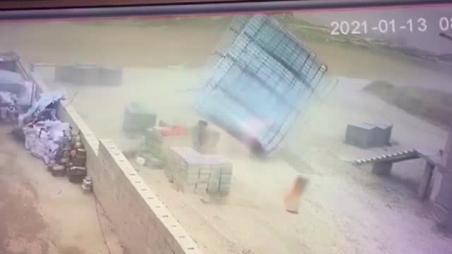 roof of a garage blew off and fell into a garden of another house in central turkey on wednesday, due to the powerful wind. the garage roof fell into... - roof stock videos & royalty-free footage