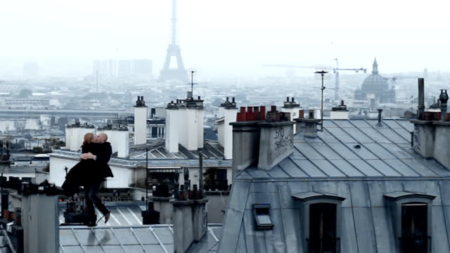 Roof Romance Paris