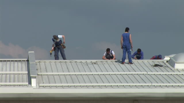 HD: Roof Work
