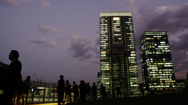 Rooftop Viewing Terrace besides Tokyo Station