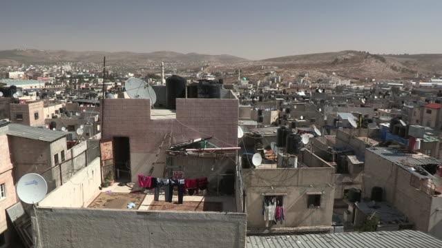 Rooftops, Balata Refugee Camp, Palestine