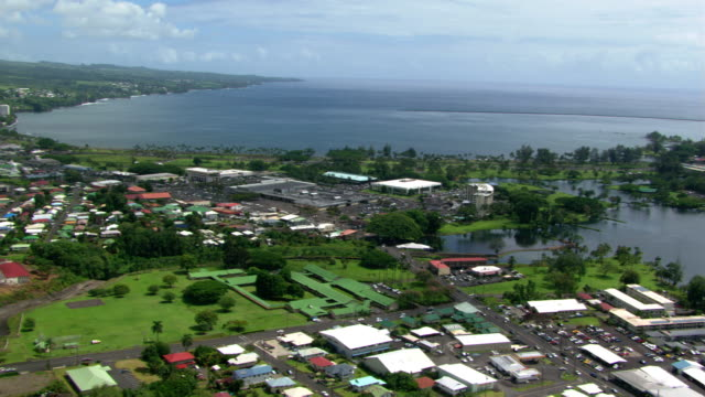 Rooftops of Hilo