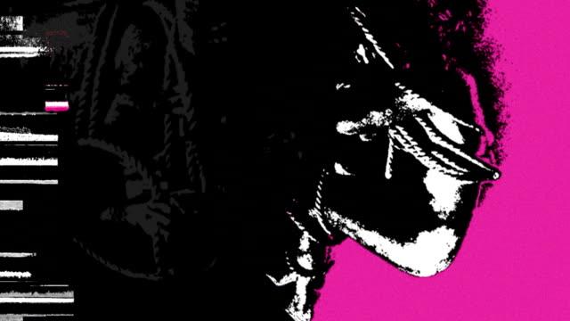 vídeos de stock, filmes e b-roll de ropeman cor-de-rosa - sadomasoquismo