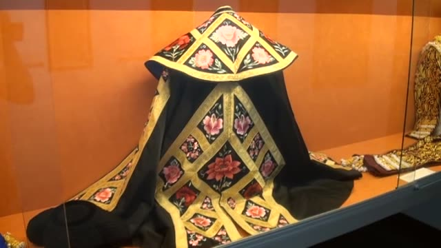roquetas de mar 30 april .- the bullfighting museum in roquetas de mar, southern spain, has opened to public a new exhibition that shows the history... - 18th century style stock videos & royalty-free footage