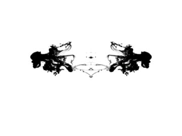 rorschach test ink blots - oozing stock videos & royalty-free footage