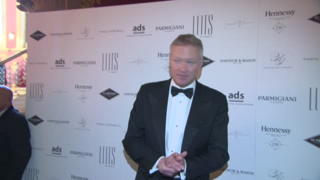 rory bremner at lots of charity event at st pancras renaissance hotel on april 29, 2015 in london, england. - rory bremner stock videos & royalty-free footage