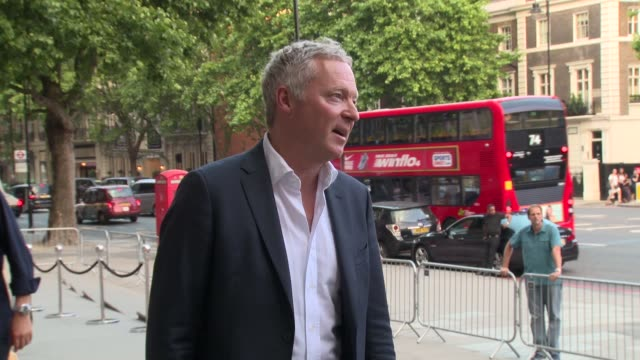 rory bremner at victoria and albert museum on june 21, 2017 in london, england. - rory bremner stock videos & royalty-free footage