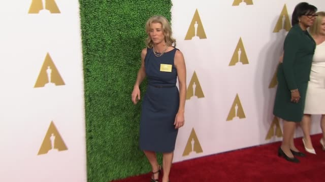 rory kennedy at 87th annual academy awards nominee luncheon - reception at the beverly hilton hotel on february 02, 2015 in beverly hills, california. - the beverly hilton hotel stock videos & royalty-free footage