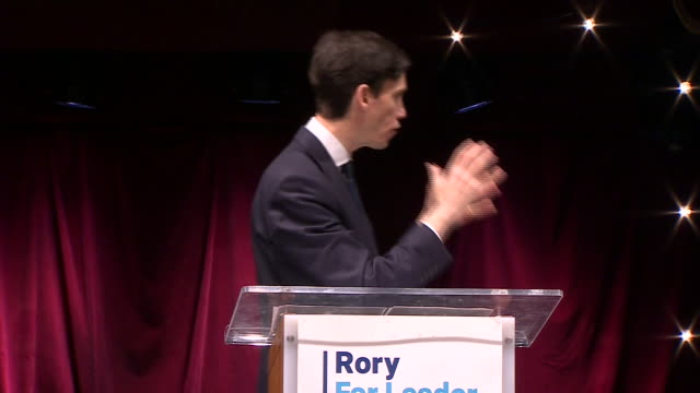 Rory Stewart saying choosing a nodeal Brexit is a choice of a fairy story