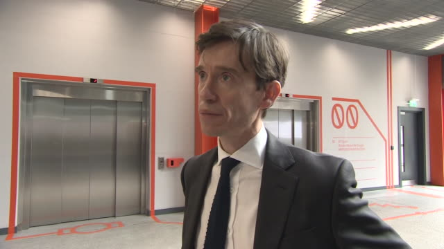 "vídeos y material grabado en eventos de stock de rory stewart saying it is ""very disappointing"" that boris johnson rejected a televised leadership debate on channel 4 - concurso television"