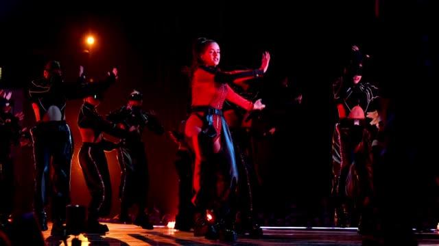 rosalita performs at the mtv emas 2018 on november 4, 2018 in bilbao, spain. - mtv europe music awards stock videos & royalty-free footage