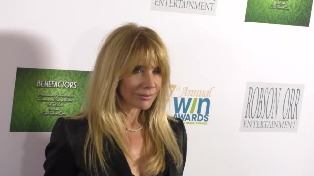 Rosanna Arquette at the 17th Annual Women's Image Awards at Royce Hall in Westwood Celebrity Sightings on February 10 2016 in Los Angeles California