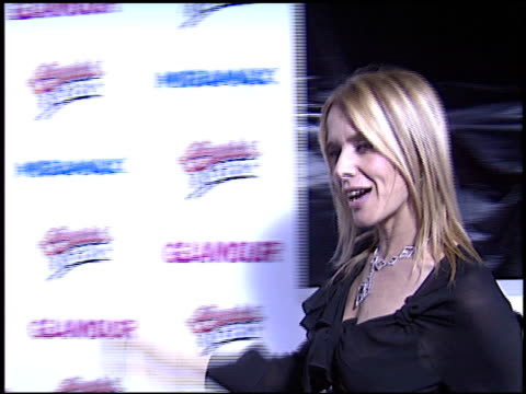 rosanna arquette at the 2003 golden globes paramount party at the beverly hilton in beverly hills, california on january 19, 2003. - rosanna arquette stock videos & royalty-free footage