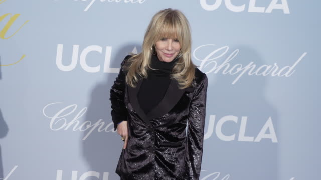 rosanna arquette at the 2019 hollywood science gala on february 21, 2019 in los angeles, california. - rosanna arquette stock videos & royalty-free footage