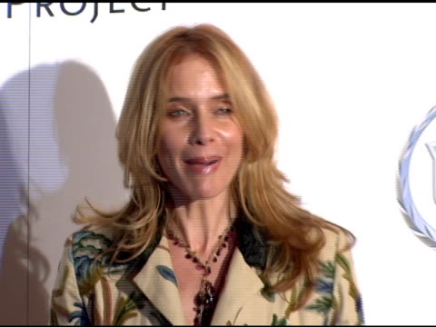 rosanna arquette at the amped for africa pre-oscar benefit hosted by charlize theron at republic restaurant in los angeles, california on march 2,... - rosanna arquette stock videos & royalty-free footage