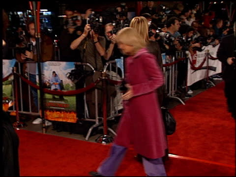 rosanna arquette at the 'little nicky' premiere at grauman's chinese theatre in hollywood, california on november 2, 2000. - rosanna arquette stock videos & royalty-free footage