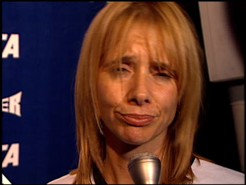 rosanna arquette at the peta 20th anniversary party at viper room in hollywood, california on september 13, 2000. - rosanna arquette stock videos & royalty-free footage
