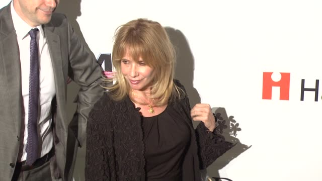 rosanna arquette at the pre-grammy gala & salute to industry icons with clive davis at los angeles ca. - rosanna arquette stock videos & royalty-free footage