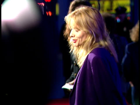 rosanna arquette on the red carpet. - rosanna arquette stock videos & royalty-free footage