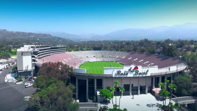 Rose Bowl Stadium Aerial
