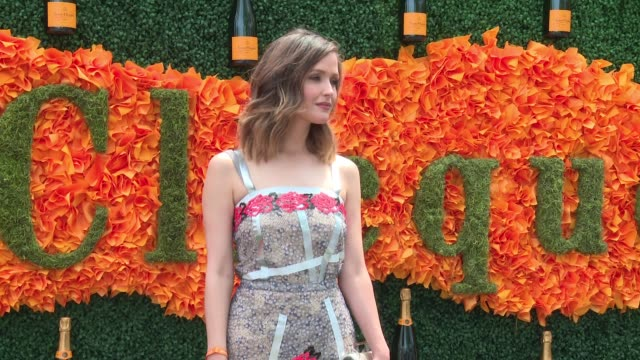 Rose Byrne at NinthAnnual Veuve Clicquot Polo Classic at Liberty State Park on June 4 2016 in Jersey City New Jersey