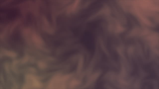 rose gold smoke mixing loopable stock video - gouache stock videos & royalty-free footage