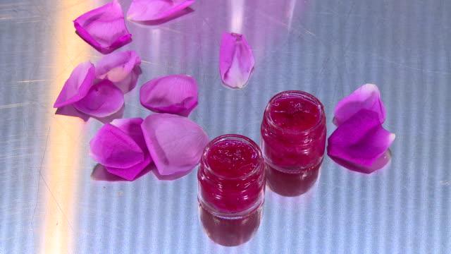rose preserve - eastern european culture stock videos & royalty-free footage