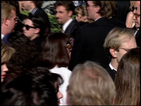 roseanne at the 1994 emmy awards at the pasadena civic auditorium in pasadena california on september 11 1994 - pasadena civic auditorium stock videos & royalty-free footage