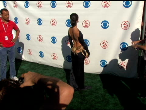 roselyn sanchez at the 2004 latin grammy awards arrivals at the shrine auditorium in los angeles, california on september 1, 2004. - latin grammy awards stock videos & royalty-free footage