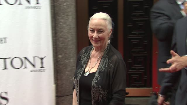 Rosemary Harris at the 64th Annual Tony Awards at New York NY