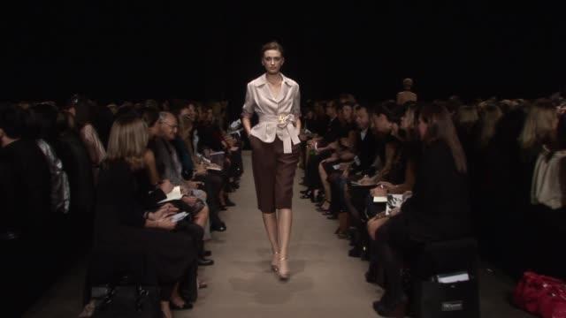 rosemount australian fashion week jayson brunsdon kirrily johnston ingrid werner - australian fashion week stock videos & royalty-free footage