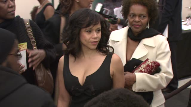 rosie perez at the imagenation presents - a 20th anniversary celebration of do the right at new york ny. - rosie perez stock videos & royalty-free footage