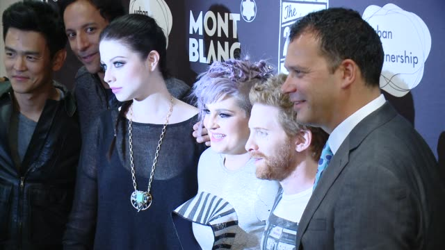Rosie Perez Mike Giannattasio John Cho Michelle Trachtenberg Kelly Osbourne Seth Green at Montblanc Presents The 4th Annual Production Of The 24 Hour...