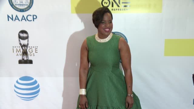Roslyn Brock at 48th NAACP Image Awards at Pasadena Civic Auditorium on February 11 2017 in Pasadena California