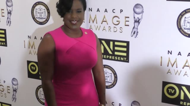 Roslyn M Brock at the 48th NAACP Image Awards Nominees' Luncheon on January 28 2017 in Hollywood California